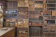 maletas estantería Gail_Rieke