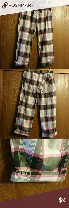 Spotted while shopping on Poshmark: Maurices Plaid Pajama Pants Size Large NWT! #poshmark #fashion #shopping #style #Lounge by Maurices #Other