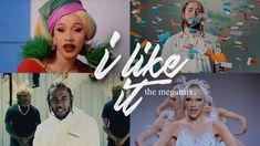 I Like It (The Megamix) 2018 - A.Grande · Khalid · Demi & More - T10MO