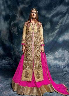 Indian Pakistani New Salwar Bollywood Designer Suit Anarkali Ethnic Dress Kameez #KriyaCreation #Designer