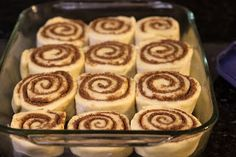 Adventures of a Stay at Home Mom: Bread Machine Cinnamon Rolls