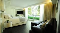 1828 Smart Hotel Boutique, Photo of the whole room, Bedroom
