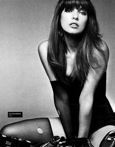 Milla Jovovich:))))