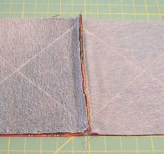 Recycled jean Quilt. great instructions step by step. revisit when ready