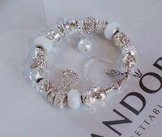 Pandora Silver Bride Groom Charm 791116 Wedding Bead Free Delivery Bracelet Charms Pinterest