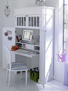 1000 Images About Apartment Size But Chic Home Office On