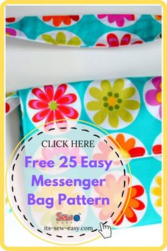 Looking for some great messenger bag patterns to work on? You're in the right place. You can start on these free 25 easy messenger bag patterns now! In just a couple of evenings, you can make these impressive bags. All you have to do is give the pattern a try. It's also a great project for experienced sewers looking to take a break from technical projects. Once complete. the bag looks like a masterpiece. #messengerbagpatterns#freepatterns#freesewingpatterns#sewingforhome#sewingbagpatterns Messenger Bag Patterns, Bag Patterns To Sew, Work On Yourself, Finding Yourself, School Parties, Creative Outlet, Kids Bags, Gifts For Friends, Sewing