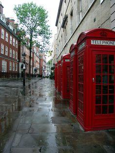 Phones - London, London