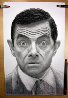 Mr. Bean by *AtomiccircuS on deviantART
