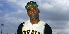 Roberto Clemente, una de las máximas figuras  del béisbol puertorriqueño.  Fuimos vecinos y no lo conoci hasta el dia del accidente.