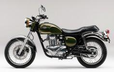 Kawasaki Estrella 250 2014