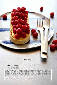 Crostata di frutta - Guscio perfetto con Progetto Crostate di Pavoni Italia | PANEDOLCEALCIOCCOLATO