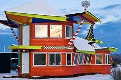 Ugly Houses | Unusual Homes Around the World | HouseLogic