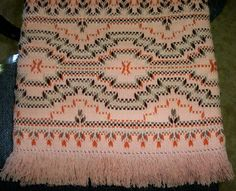 Swedish Weaving Club: More of Candy's Afghans