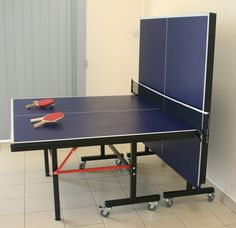 If you are looking to buy a pool table in your desired size and design, then K-Sports will be your prime destination. They stock a wide assortment of contemporary and durable pool tables for sale. Buy A Pool, Half Table, Ping Pong Table Tennis, Activity Room, E Sport, Blue Color Schemes, Table Sizes, Hallway Decorating, Things That Bounce