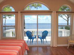 The Redfish Run Inn ~ Plantation ~ Bay Front ~ St. George Island Florida - Collins Vacation Rentals