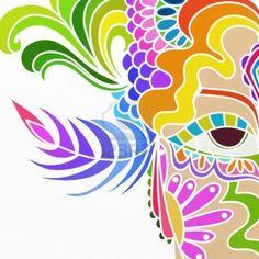 Disfraces para carnaval simples y sencillos