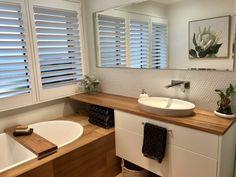 Bathroom Reno Bathroom Renos, Bathrooms, Double Vanity, Sink, Home Decor, Sink Tops, Vessel Sink, Decoration Home, Bathroom