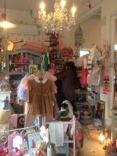 Homes Market shop display♡