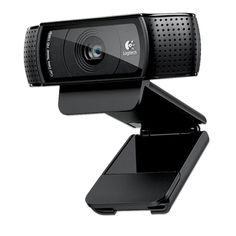 Webcam Pro HD 15MP C920 960-000949 LOGITECH - MegaMamute