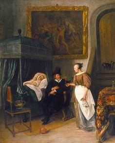 Jan Steen Mauritshuis