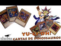 Yu gi oh! Cartas de Dinossauro