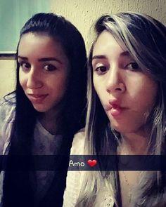 Eu amo minha irmã e minha irmã me ama  #snapsave #asredicuras #feinhas by ellenolga http://ift.tt/1NMC5QW