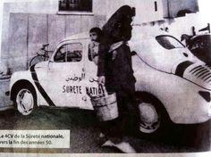 Au temps où la police marocaine avait de la classe. …