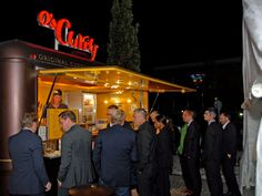 Business Food Truck Catering mit Currywurst & Co.