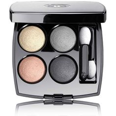 CHANEL LES 4 OMBRES - LES SAUTOIRS DE COCOMulti-Effect Quadra... found on Polyvore featuring beauty products, makeup, eye makeup, eyeshadow, palette eyeshadow, chanel eye makeup, chanel, chanel eye-shadow and chanel eyeshadow