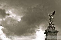 Over London  #ElizabethPadillaPhotography  #London