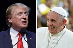 "VATICAN RESPONDS TO TRUMP: US Has ""Duty"" to Host Immigrants Who Come from Other Countries ~ The Vatican took in ONLY ONE 'MIGRANT' FAMILY"