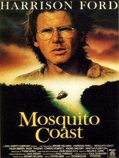 Título original: The Mosquito Coast. Año: 1986. Nacionalidad: Estados Unidos. Director: Peter Weir. Guión: Paul Schrader. Reparto: Harrison Ford, Helen Mirren, River Phoenix, Conrad Roberts, Andre ...
