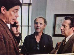 Mathieu Amalric et Benicio Del Toro dans le dernier film de Arnaud Desplechin . Le film le plus attendu de l année 2013 selon les cahiers du cinéma #studioorange