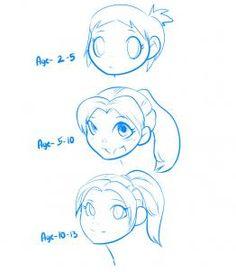 How to draw an anime kid step 11 drawing help pinterest how to draw an anime kid step 1 ccuart Choice Image
