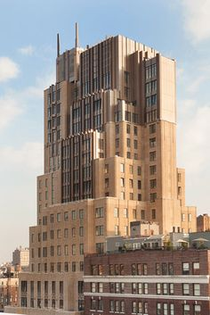 New York's iconic Walker Tower gets a new lease of life | Architecture | Wallpaper* Magazine