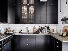 Fan van een New York loft? Dan is dit appartement jouw ding - Roomed Bedroom Inspiration Cozy, Scandinavian Loft, New York Loft, Cheap Apartment, Bohemian Style Bedrooms, Bedroom Furniture Sets, Beautiful Kitchens, Lofts, Decoration