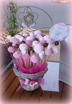 cestas mesa dulce