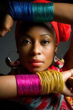 Bloc LA   Fatima Robinson