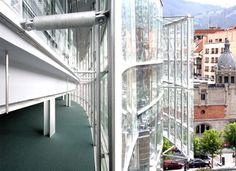 Federico Soriano y Dolores Palacio > Edificio Plaza Bizkaia, Bilbao www.bilbaoarchitecture.com