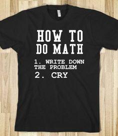 Math top t