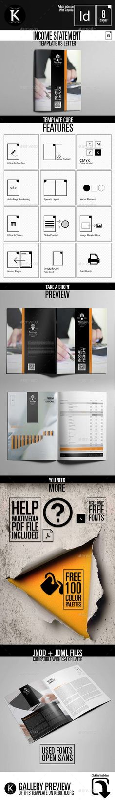SWOT Analysis Template u2014 InDesign INDD #swot analysis template #a4 - analysis template