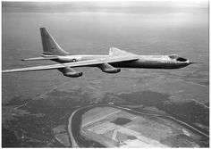 Prototype for the B-52.
