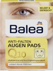 Q10 Anti-Falten Augen Pads, 6x 2