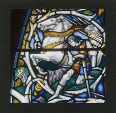 Richard III falls at Bosworth - beautiful.