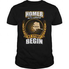 Homer where my story begin