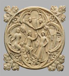 Los pilares de Europa. La edad media en el British Museum. A partir de mañana en CaixaForum Barcelona: https://guiarte.com/noticias/pilares-europa-caixaforum-barcelona.html