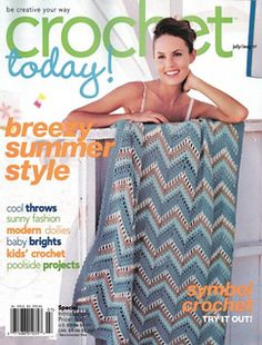 Pattern?Books?Magazines on Pinterest Crochet Magazine, Picasa ...