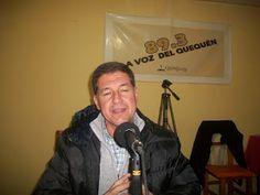 LAVOZ DEL QUEQUEN : Nota en la 89.3 con el concejal de cambiemos pro E...