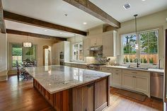 Kitchen Stainless Steel Countertops, Kitchen, House, Home Decor, Cooking, Decoration Home, Home, Room Decor, Kitchens